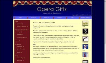 Opera Gifts Online Shop